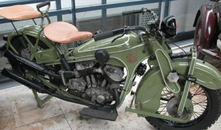 Двухместный мотоцикл ПМЗ А-750