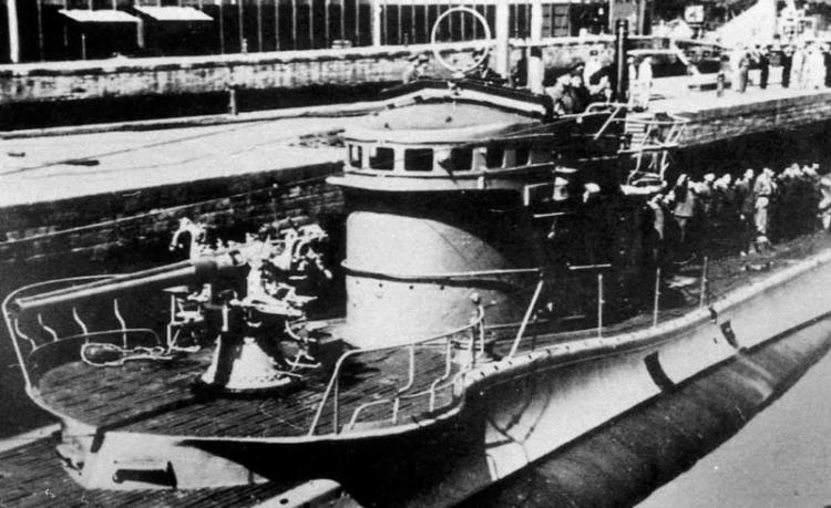 Подводная лодка «Leonardo da Vinci»