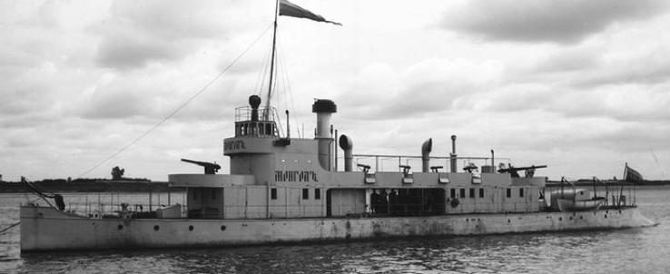 Канонерская лодка «Монгол»
