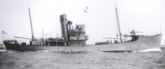 Сторожевой корабль «Turquoise»