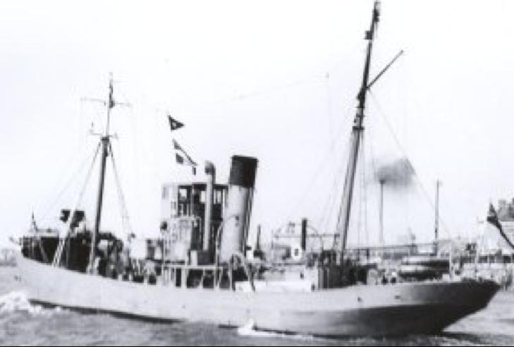 Сторожевой корабль «Cypress»