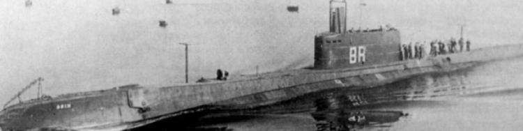 Подводная лодка «Brin»