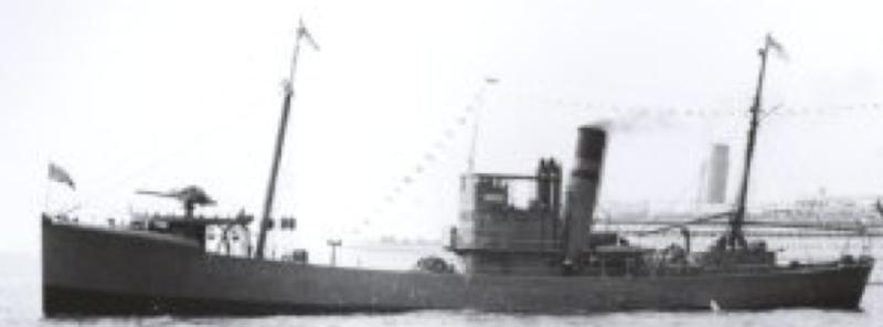 Сторожевой корабль «Cedar»