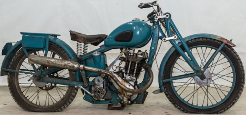 Мотоцикл «Л-8»