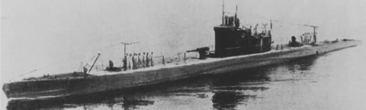 Подводная лодка «Pier Capponi»
