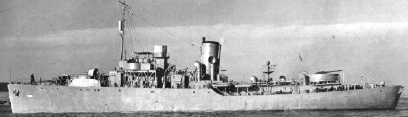Канонерская лодка «Fury» (PG-69)