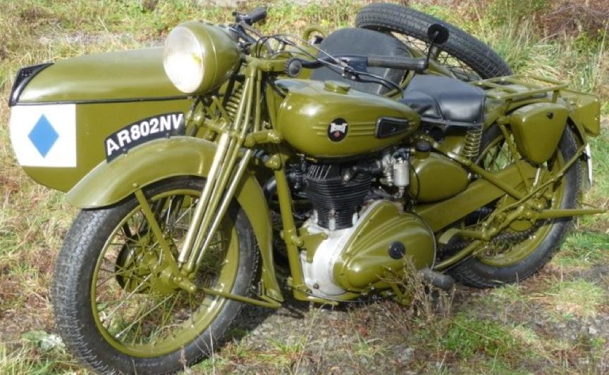 Мотоцикл Terrot RCMA