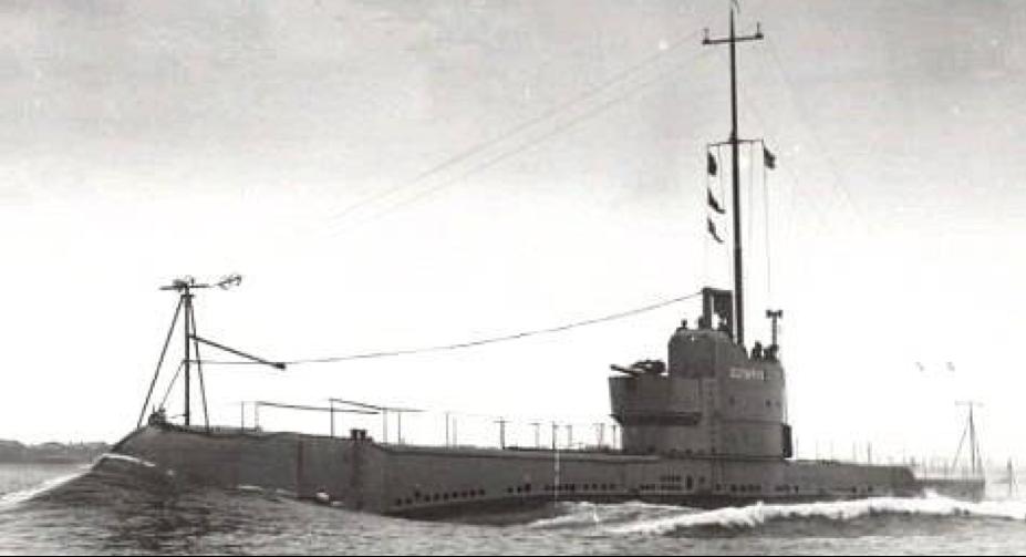 Подводная лодка «Orpheus»
