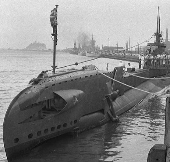 Подводная лодка «Thorough»