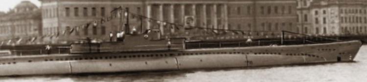 Подводная лодка типа «П»