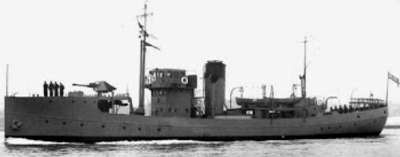 Cторожевой корабль «Basset»