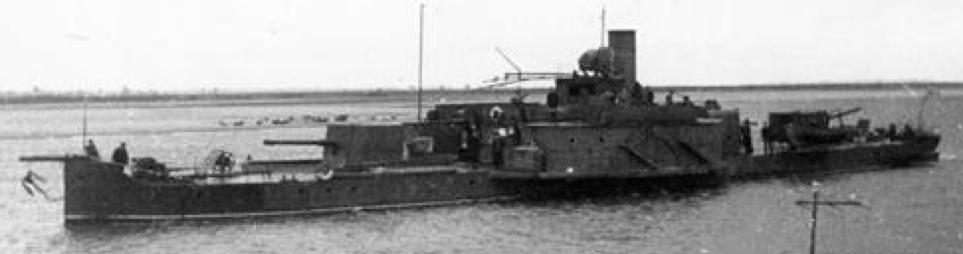 Канонерская лодка «Верный» (Гневный)