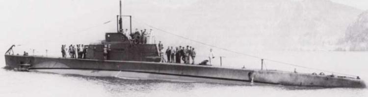 Подводная лодка «Giro Menotti»