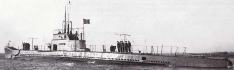 Подводная лодка «Tricheco»