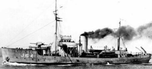 Cторожевой корабль «Comox»