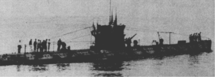 Подводная лодка «Ruggiero Settimo»