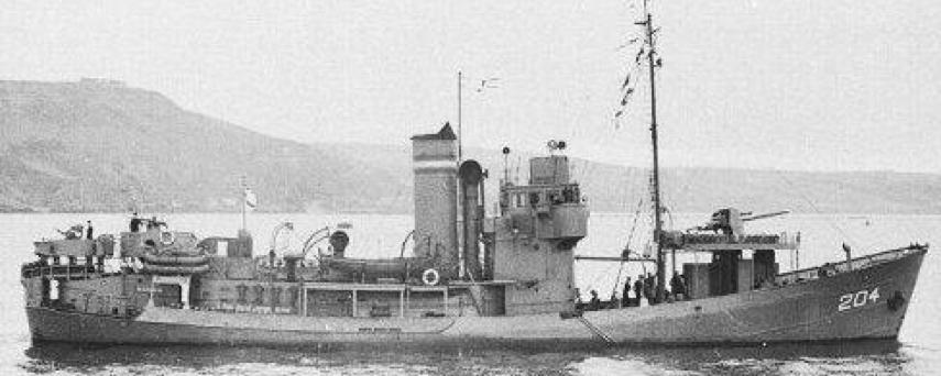 Сторожевой корабль «Ellesmere»