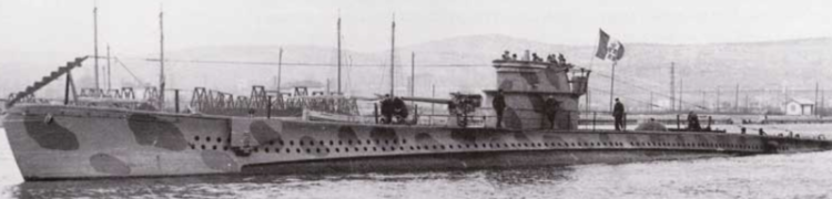 Подводная лодка «Sirena»