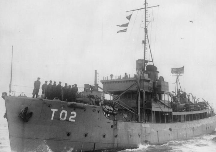 Cторожевой корабль «Acacia»