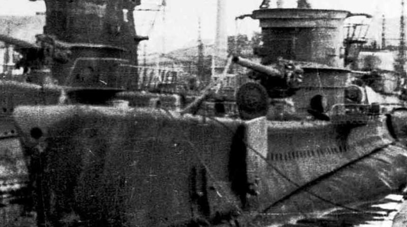 Подводная лодка «Galatea»