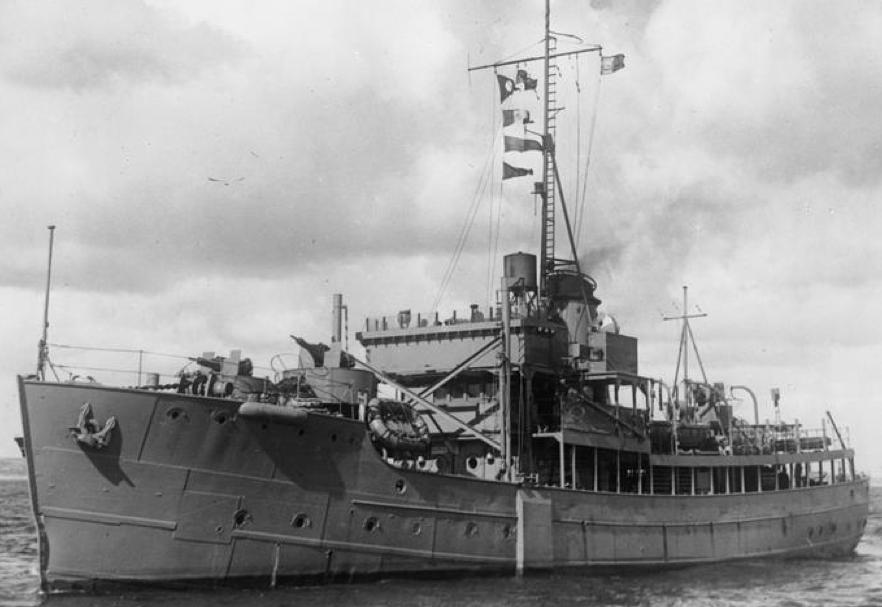 Cторожевой корабль «Blackthorn»