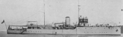 Канонерская лодка типа «Ostia»