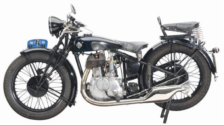Мотоцикл FN M-90