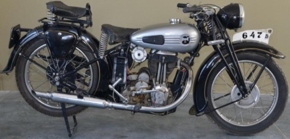 Мотоцикл Terrot RSSE