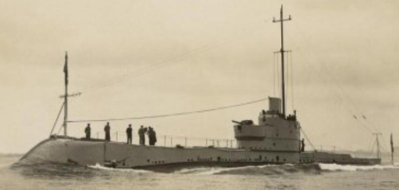 Подводная лодка «Oswald»