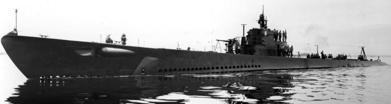 Подводная лодка «Porpoise»