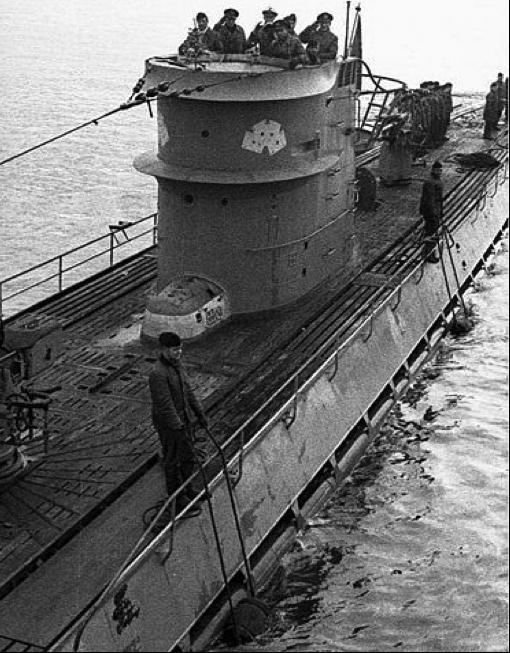 Подводная лодка «U-107»