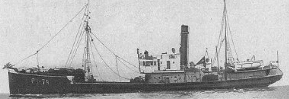 Сторожевой корабль «СКР-16» (РТ-78)