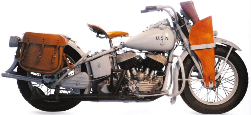 Мотоцикл Harley-Davidson U