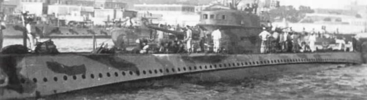 Подводная лодка «Argo»