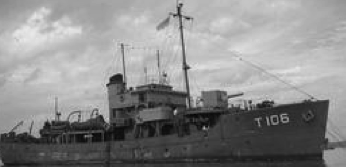 Сторожевой корабль «Coverley»