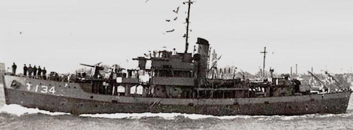 Сторожевой корабль «Celia»