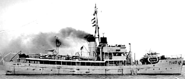 Cторожевой корабль «Coriolanus»