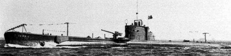 Подводная лодка «Dessiè»