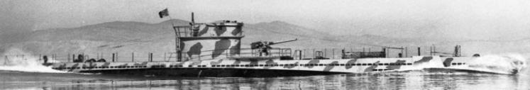 Подводная лодка «Flutto»