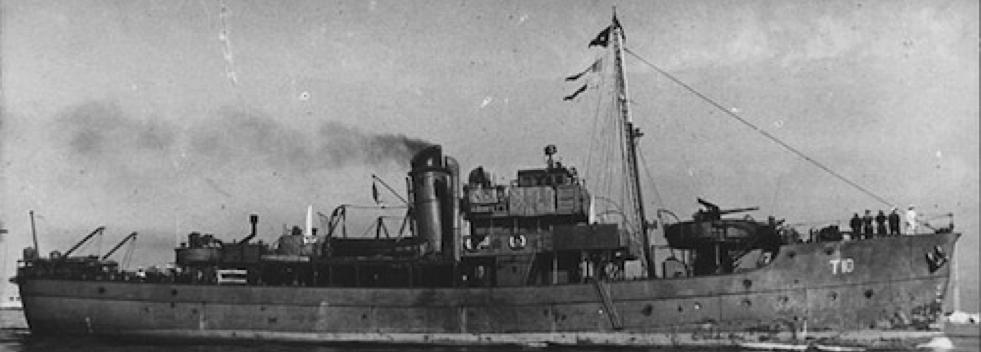 Сторожевой корабль «Romeo»