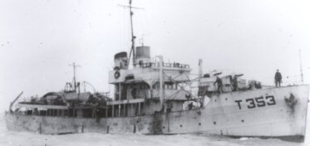 Cторожевой корабль «Farne»