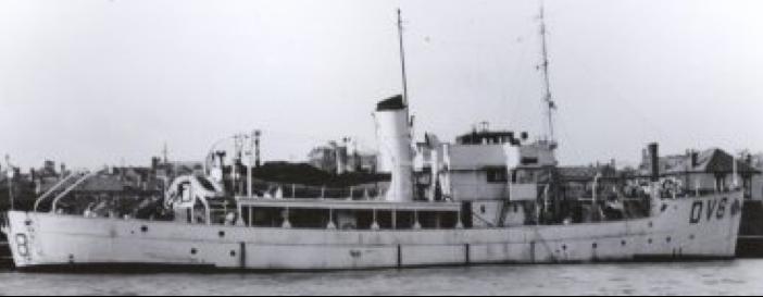 Cторожевой корабль «Fetlar»