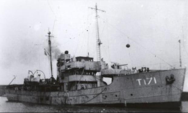 Сторожевой корабль «Flotta»