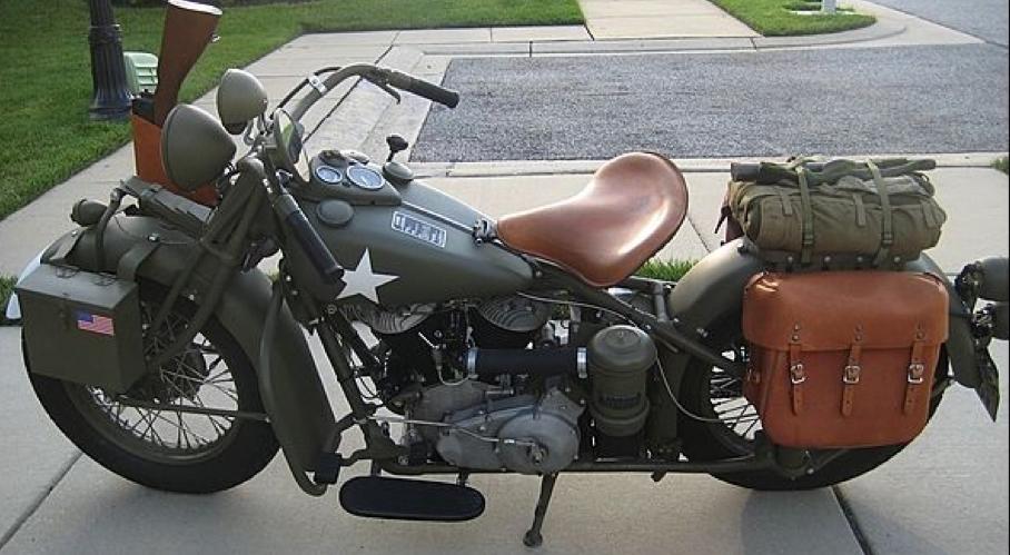 Мотоцикл Indian 340-B соло