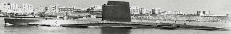 Подводная лодка «Bario» (UIT-7)