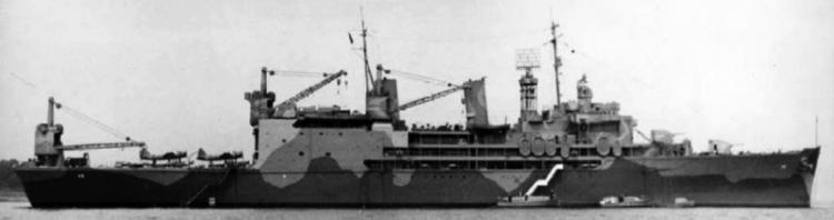 Плавбаза гидроавиации «Albemarle» (AV-5)
