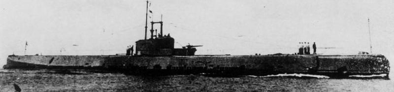 Подводная лодка «Grampus»