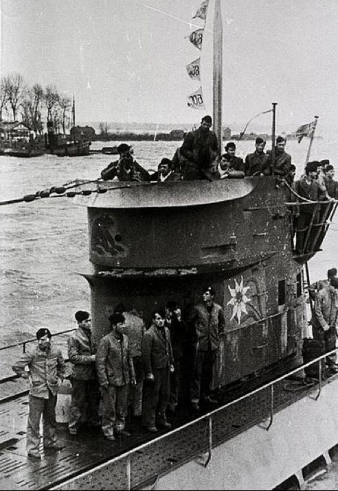 Подводная лодка «U-124»