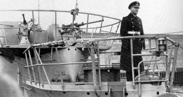 Подводная лодка «U-1056»
