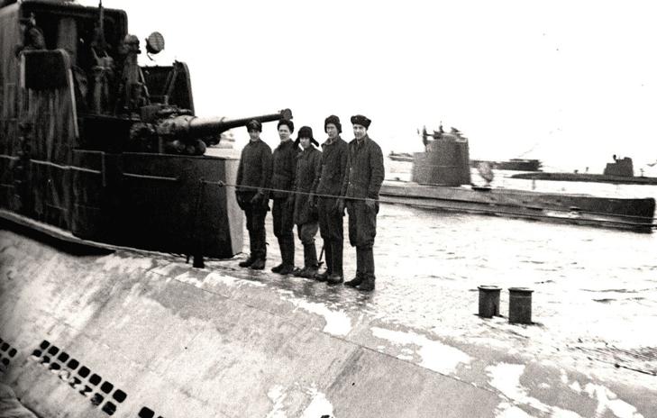 Подводная лодка «K-21»